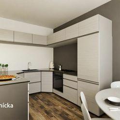NA PREDAJ | 2 izbový byt 54m2 +  balkón - Rezidencia Kožušnícka