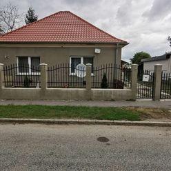Pripravovaná dražba rodinného domu v Hurbanove, okres Komárno