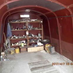 Dobrá cena za garáž v Šamoríne