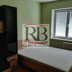 Ponúkame na prenájom 1 izbový byt na ulici Šancová, Nové mesto, Bratislava