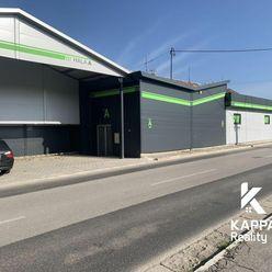 Na predaj hala |výroba, sklad| Trenčín, Železničná ul.| 692 m2
