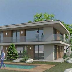 Luxusná  vila  -možnosť okamžitej výstavby