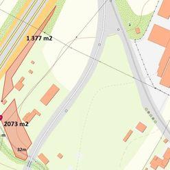Pozemky pre priemysel a výrobu v Prievidzi