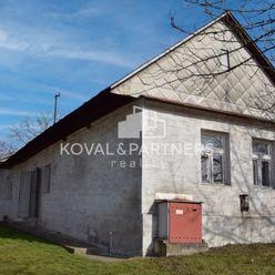 Predaj RD-Chalupy v obci Prievaly