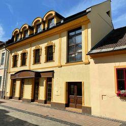 Posledný malý apartmán na pešej zóne v Banskej Bystrici