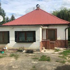 Predaj staršieho rodinného domu na veľkom pozemku Prešovská ulica v Nitre