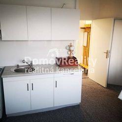 Pekný 1+1 izb. byt v PD – širšie centrum, 40 m2, novo zrekonštruovaný, zariadený