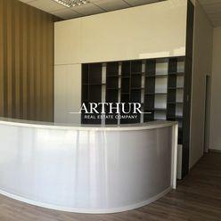 ARTHUR - Komerčný priestor na prenájom- štúdio, salón...