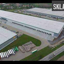 Prenájom skladovej haly v Galante / Warehouse for lease in Galanta