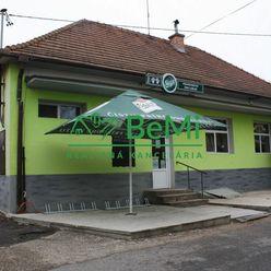 Komplex budov: penzión + pohostinstvo + kancelárie - Kozárovce (081-18-NASa)