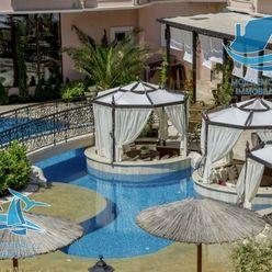 2+kk, 350m od pláže, top cena, luxusní komplex, Sluneční pobřeží