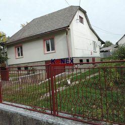 Pekný rodinný dom v obci Stankovce, 8 km od Sečoviec