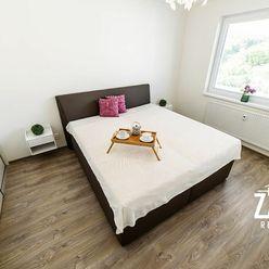NA PRENÁJOM   2 izbový byt  58 m2 s garážovým stáním Trenčín – JUH I
