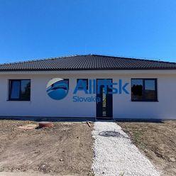 5-izbový priestranný rodinný dom Galanta-Richtárske pole
