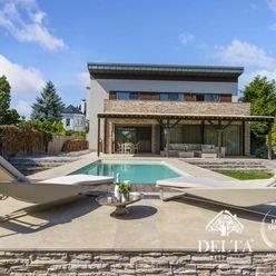 DELTA | Dvojpodlažná 7 izbová vila s bazénom, Ivanka pri Dunaji