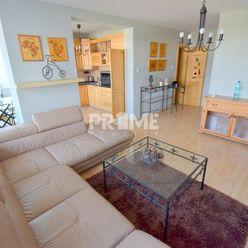 Pekný 3i byt, tichá oblasť,parking,výhľad,Martinengova ul.,Staré Mesto