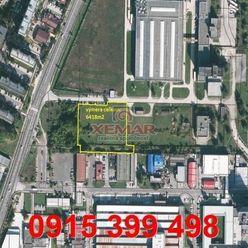 Na predaj veľkoplošný pozemok 6418m²  v B.Bystrici