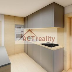 ACT Reality: Na prenájom exkluzívny 3- izbový byt v rodinnom dome,  Kanianka