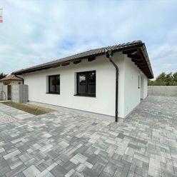 Ponúkame na prenájom nový, ešte neobývaný 4-izbový RD na ulici Máchova, lokalita Bratislava II.-Podu