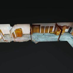 Na prenájom obchodné a prevádzkové priestory s výkladovou plochou, o rozlohe 103 m2 na Námestí sv. A