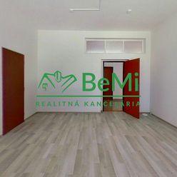 BeMi reality Vám ponúka prenájom kancelárie v Prešove