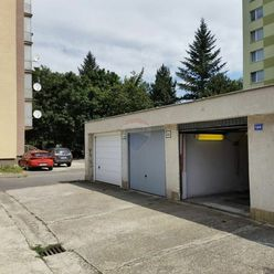 =RE/MAX= EXKLUZÍVNE Na predaj garáž 18 m² Tamaškovičova, Trnava