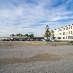 BUDOVA  A POZEMOK NA KOMERČNÉ ÚČELY, 12 746 m²,  KOŠICE - ŠACA