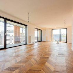 4-izbový penthouse v rezidencii Na Varte