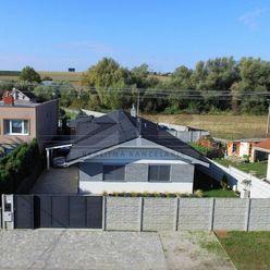 Predaj moderný bungalov Veľké Zálužie - veľký pozemok EXKLUZÍVNE