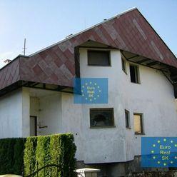 Zľava:Predáme v Chminianskej Novej Vsi ( okr. Prešov ), vilová časť obce  rodinný dom ( hrubá stavba