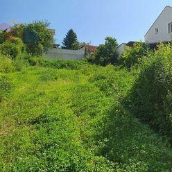 Na predaj stavebný pozemok 1170 m2  BA III. - Nové Mesto