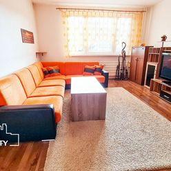 Prenájom 3-izb bytu s loggiou,71m2 Handlová- Okružná