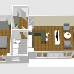 2-izbový byt vhodný na rekonštrukciu