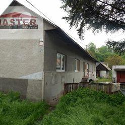 EXKLUZÍVNE-MASTER REAL- Na Predaj rodinný dom  s garážou, Jalovec, okres Prievidza