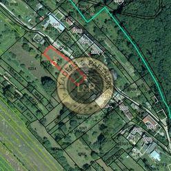 NA PREDAJ POZEMOK URČENÝ NA VÝSTAVBU RODINNÉHO DOMU STARÁ TURÁ  655 m2