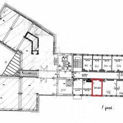 Kancelársky priestor na prenájom na Námestí Slobody v Banskej Bystrici