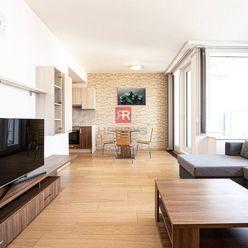 HERRYS - Na prenájom 2 izbový klimatizovaný byt v novostavbe Panorama City s parkovaním