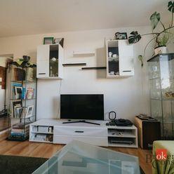 Nadčasovo rekonštruovaný 2 izbový byt