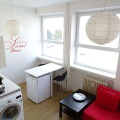 IMPREAL »»»  Nové Mesto  »» Dobrá investičná príležitosť!!! 1-izbový byt s vysokými stropmi a vlastn