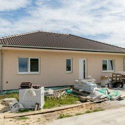Rezervovaný - Novostavba 4 zib. bungalov v štandarde Hviezdoslavov