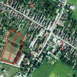 Stavebný pozemok 16515 m2 Melčice Lieskové