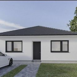 Predám rodinný dom typu bungalov v obci RUSKOV