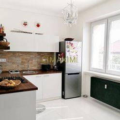 Zrekonšruovaný 2- izbový byt v tehlovom dome na Ľubľanskej ulici,