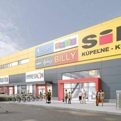 ATRIOS PRENÁJOM - atraktívny obchodný priestor, 200-1800 m2, Košice