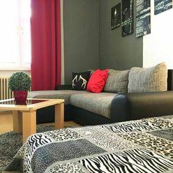1 izbový byt na prenájom na Letnej
