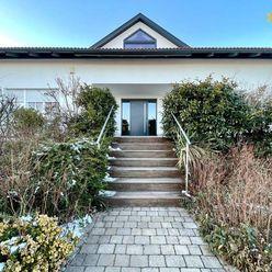 Viacgeneračný rodinný dom  v Neudorf bei Parndorf - Bývanie a práca pod jednou strechou