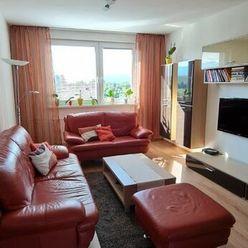 3-izbový byt s nádherným výhľadom