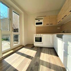 AFYREAL Predaj veľký 3izb byt 85m2, predzáhradka 90m2, tehla, les, Kuklovska