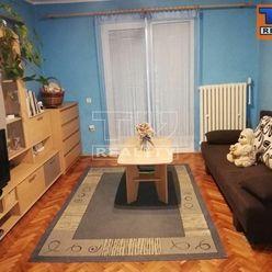 REZERVOVANÉ - predaj 2 izbového bytu s balkónom v Ružomberku