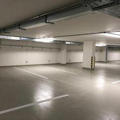Kryté parkovacie miesto v projekte Zelené Vlčince